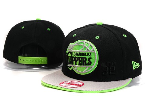 Los Angeles Clippers NBA Snapback Hat YS200