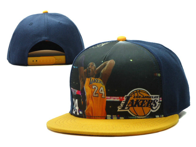 Los Angeles Lakers Snapback Hat SF 0528