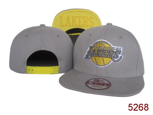 Los Angeles Lakers Snapback Hat SG 3879