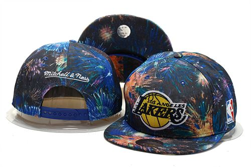 Los Angeles Lakers Hat 0903 (1)