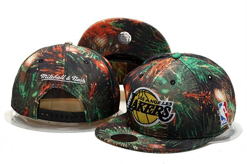Los Angeles Lakers Hat 0903 (2)