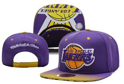 Los Angeles Lakers Hat 0903 (5)