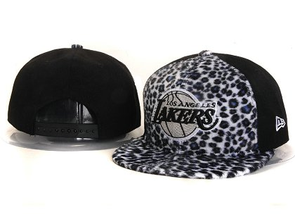 Los Angeles Lakers New Snapback Hat YS E56