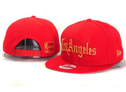 Los Angeles Lakers New Snapback Hat YS E67