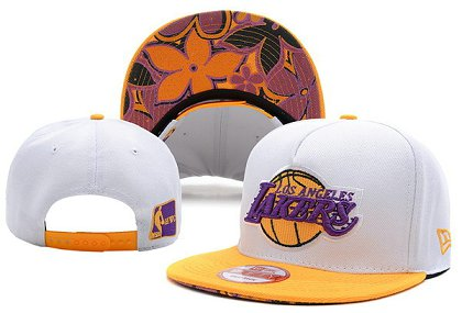 Los Angeles Lakers Hat DF 0313 2