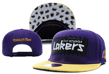 Los Angeles Lakers Hat LX 150323 08