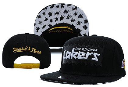 Los Angeles Lakers Hat LX 150323 10