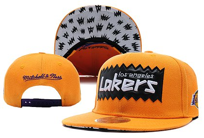 Los Angeles Lakers Hat LX 150323 14