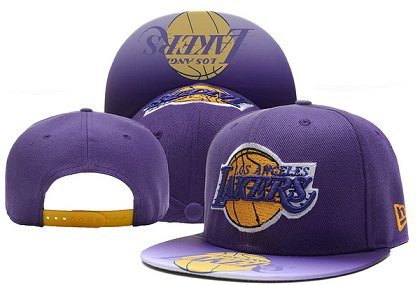 Los Angeles Lakers Hat XDF 150313 1