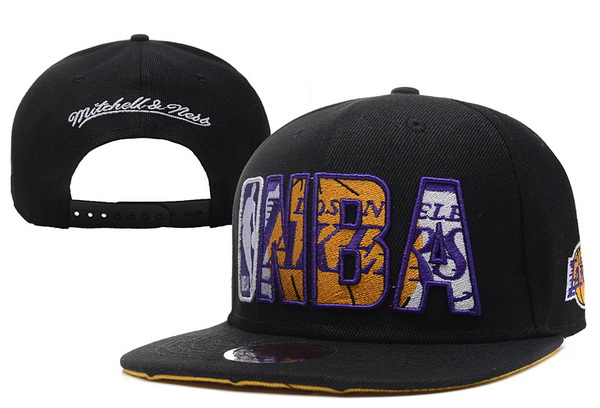 Los Angeles Lakers Hat XDF 150313 12