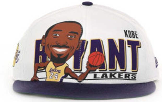 Los Angeles Lakers NBA Snapback Hat 60D04