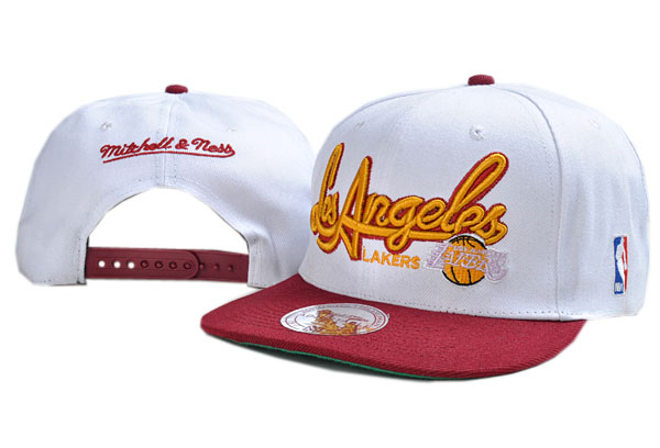 Los Angeles Lakers NBA Snapback Hat TY052