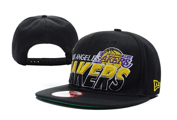 Los Angeles Lakers NBA Snapback Hat XDF137
