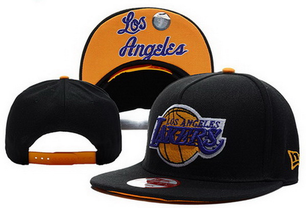 Los Angeles Lakers NBA Snapback Hat XDF148