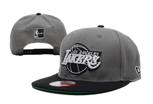 Los Angeles Lakers NBA Snapback Hat XDF149