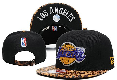 Los Angeles Lakers NBA Snapback Hat XDF151