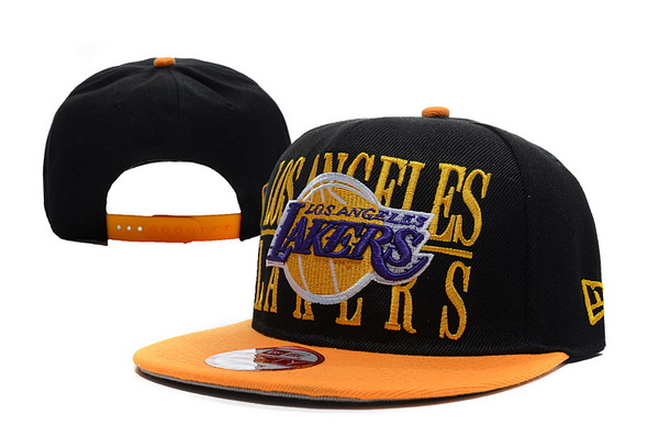 Los Angeles Lakers NBA Snapback Hat XDF152