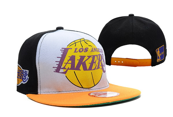 Los Angeles Lakers NBA Snapback Hat XDF154
