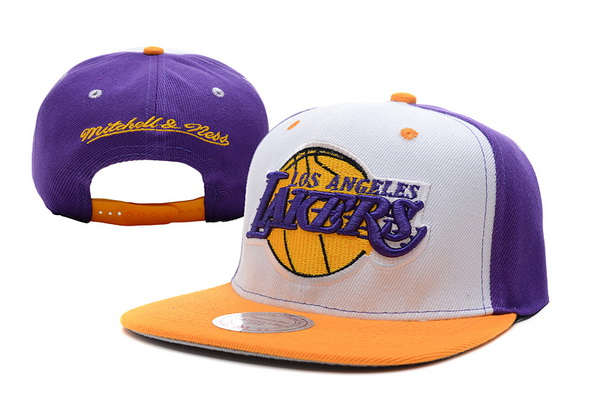 Los Angeles Lakers NBA Snapback Hat XDF171