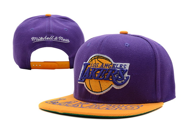 Los Angeles Lakers NBA Snapback Hat XDF206