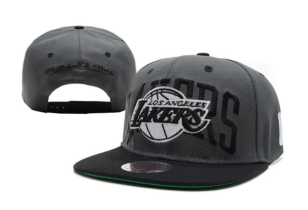 Los Angeles Lakers NBA Snapback Hat XDF262