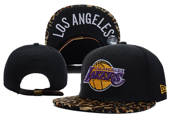 Los Angeles Lakers NBA Snapback Hat XDF318