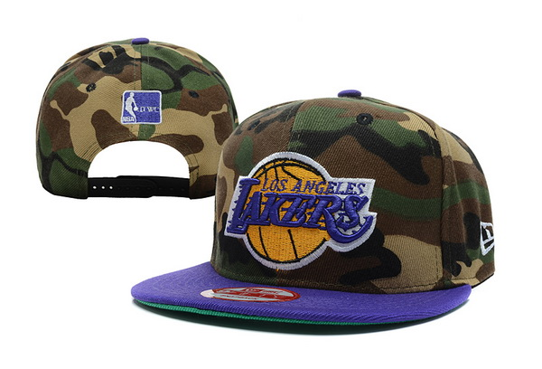 Los Angeles Lakers NBA Snapback Hat XDF329