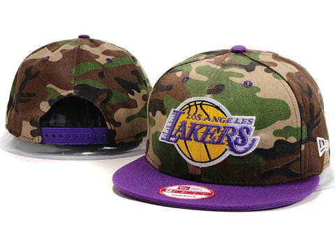 Los Angeles Lakers NBA Snapback Hat YS199