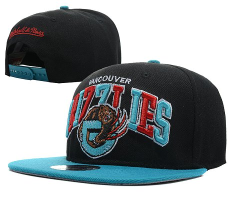 Memphis Grizzlies NBA Snapback Hat SD2