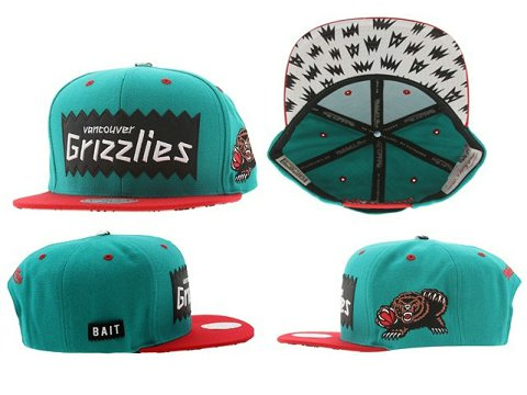 Memphis Grizzlies NBA Snapback Hat Sf1