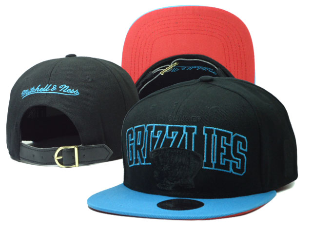 Memphis Grizzlies NBA Snapback Hat Sf8