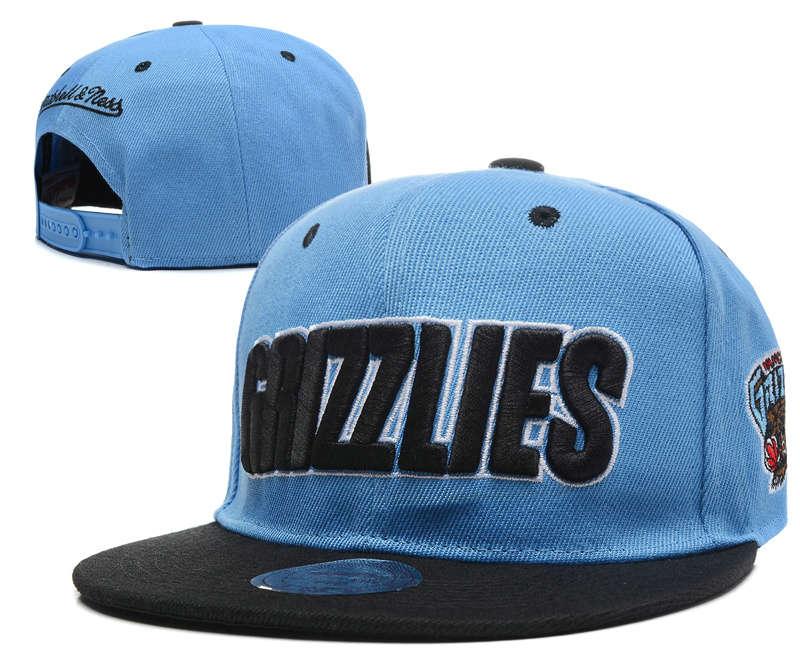 99e7b8ef1e0 Memphis Grizzlies Hats   Cheap Snapback Hats   Caps - Wholesale ...