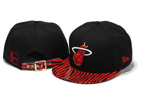 Miami Heat Snapback Hat YS 11