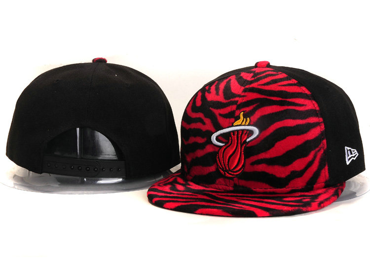 Miami Heat Snapback Hat YS 2