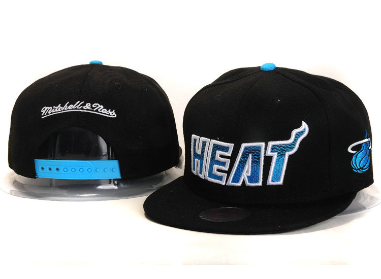 Miami Heat Snapback Hat YS 4