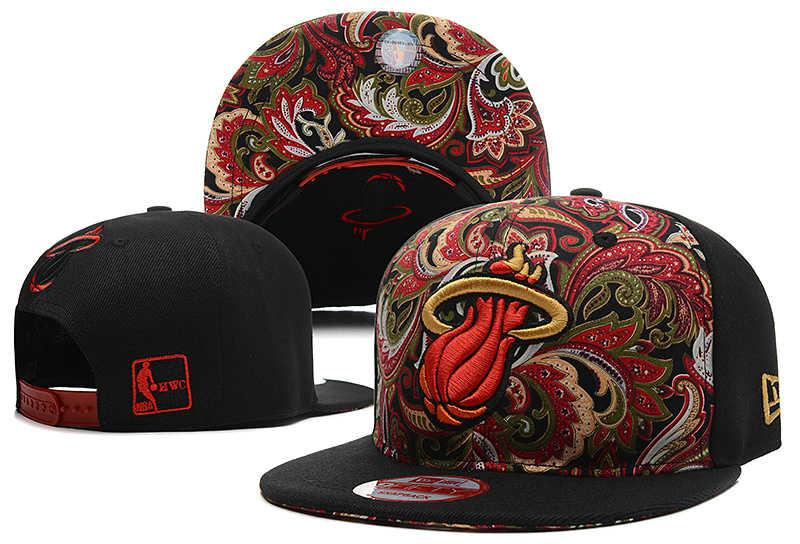 b9435ff6e71 Miami Heat Snapback Hat DF 2 0613  13133  -  16.90   Cheap Snapback ...
