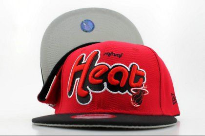 Miami Heat NBA Snapback Hat QH n