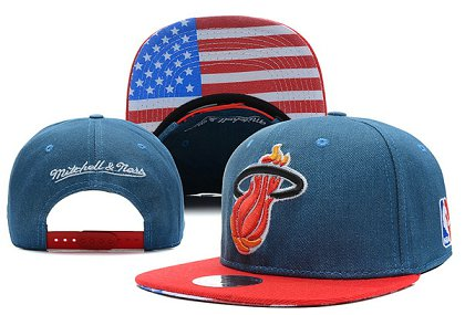 Miami Heat NBA Snapback Hat X-DF