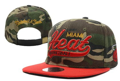 Miami Heat NBA Snapback Hat XDF-S
