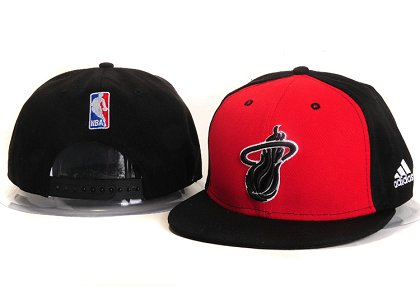Miami Heat New Snapback Hat YS E16