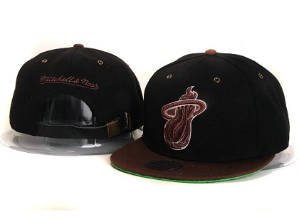 Miami Heat New Snapback Hat YS E37
