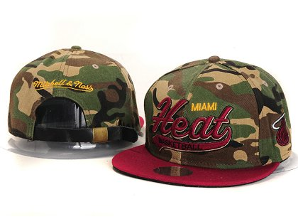 Miami Heat New Snapback Hat YS E59