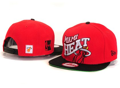 Miami Heat New Snapback Hat YS E70
