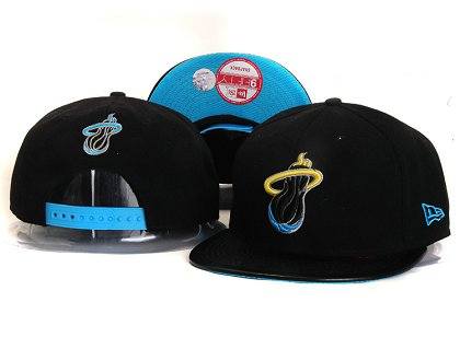 Miami Heat New Snapback Hat YS E72