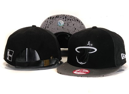 Miami Heat New Snapback Hat YS E86