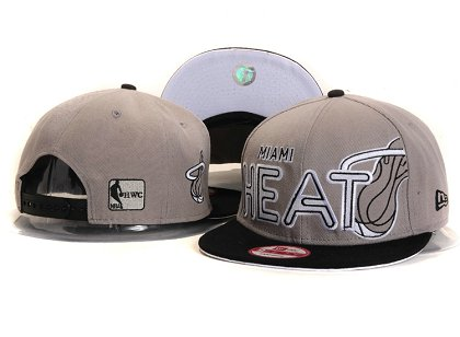 Miami Heat New Type Snapback Hat YS5604