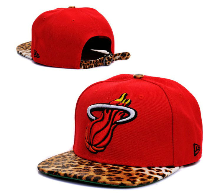 Miami Heat Snapback Hat GF