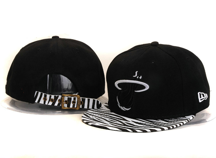 Miami Heat Snapback Hat YS 5