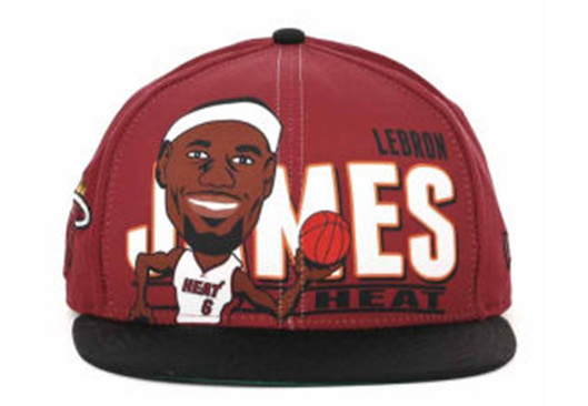 Miami Heat NBA Snapback Hat 60D02