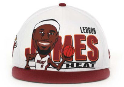 Miami Heat NBA Snapback Hat 60D03